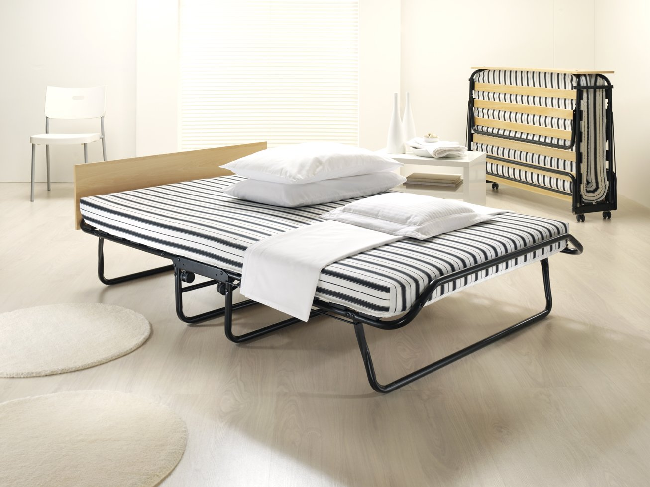single htm matrah foam guest from memory sareer bed delivery mattress p day with white gloss small folding next