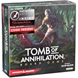 WizKids Tomb of Annihilation (Premium Edition) Board Games