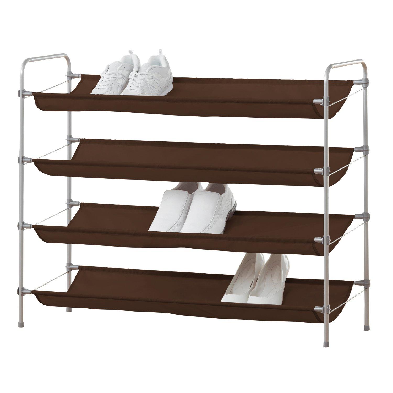 neatfreak U7955-E Fashion 4 Tier Shoe Shelf