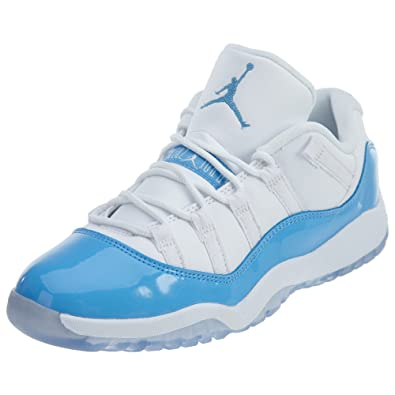 9ad7b4ed7f6934 Jordan Retro 11 Low University Blue White University Blue (Little Kid) (12