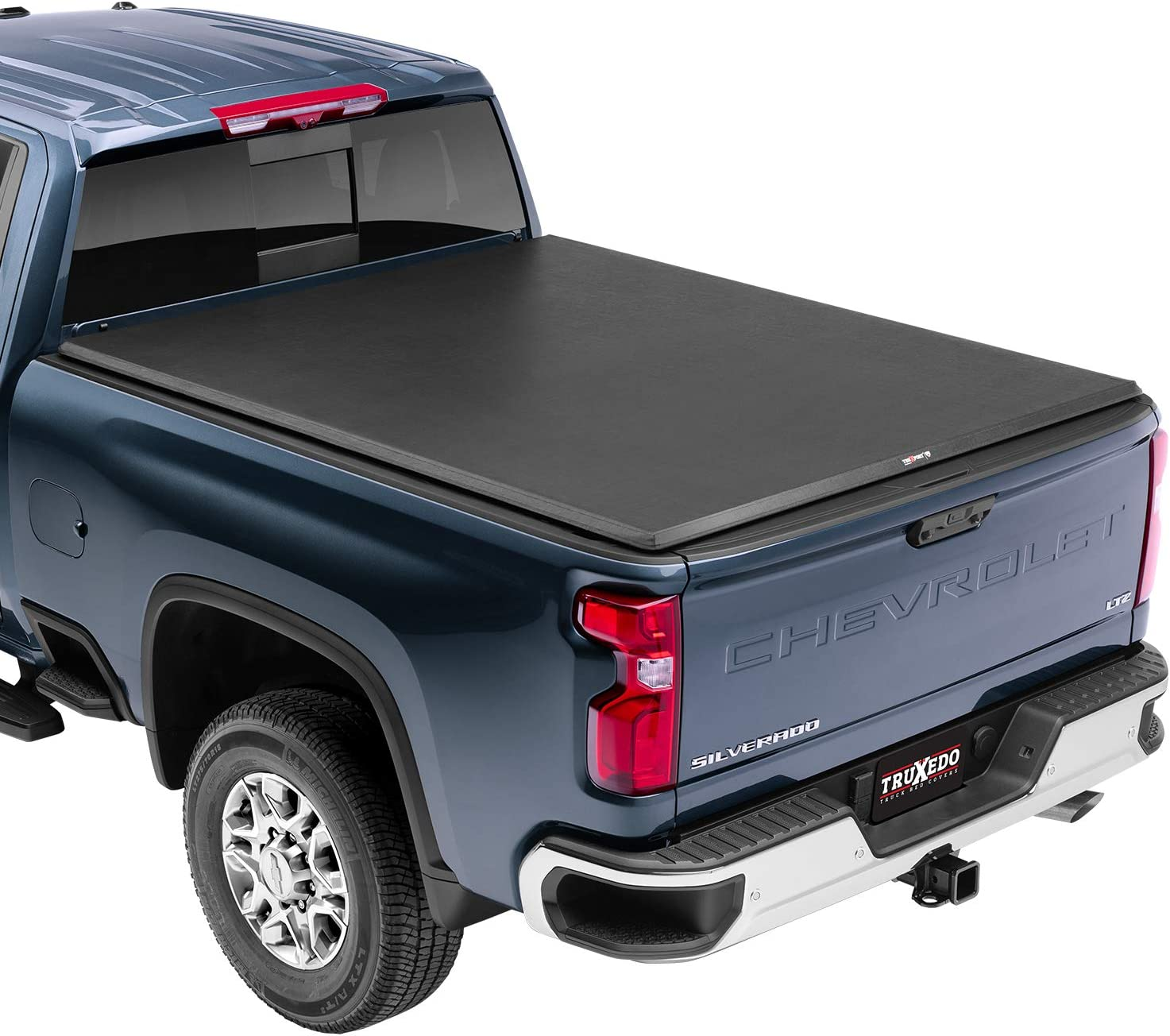 Amazon Com Truxedo Truxport Soft Roll Up Truck Bed Tonneau Cover 245801 Fits 07 13 Toyota Tundra W Track System 6 6 Bed Automotive