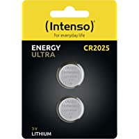 Intenso Energy Ultra litium knappcell CR2025 2-pack blister