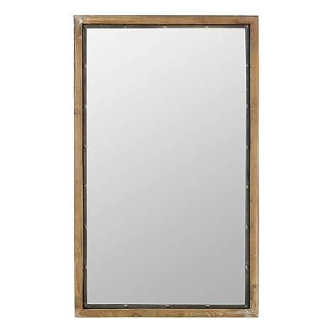 Amazon.com: Aspire 5520 - Espejo de pared, color marrón ...