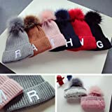 Infant Baby Hat Cap, Sacow Kids Cute Ball Knitted
