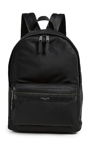 e2487223cc93 Michael Kors Men's Backpack Black Size: 16.5x40x30 cm (B x H x T ...