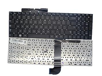 Teclado para ordenador portátil para SAMSUNG SF510 RF510 RF511 QX530 negro Inglés nos BA59 - 02795 un 9z.n5qsn. 001: Amazon.es: Informática