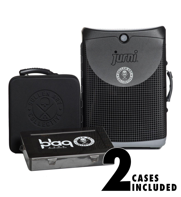Sullen Jurni X Hard Case Tattoo Travel Bag Kit
