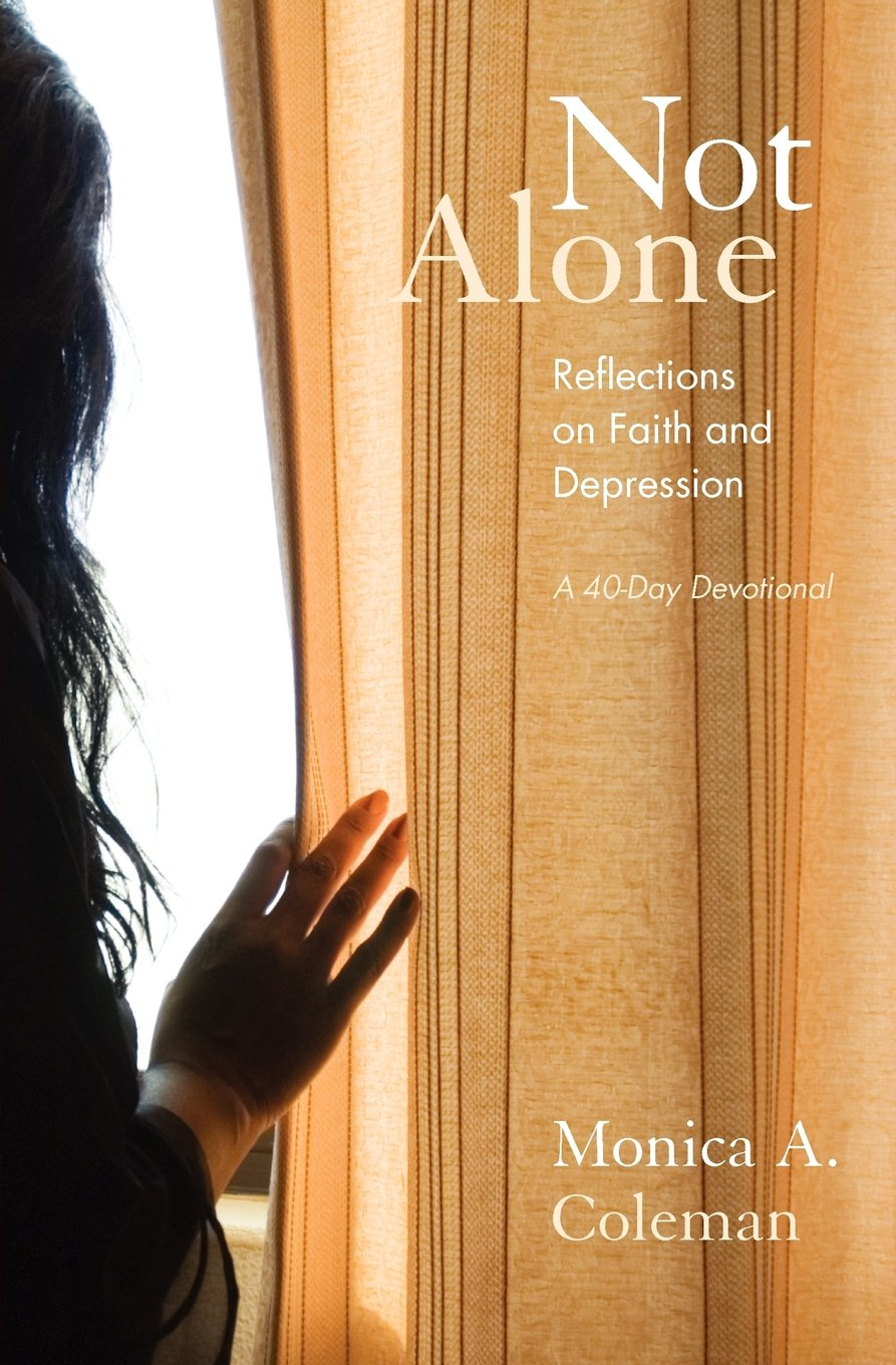 Not Alone: Reflections on Faith and Depression PDF