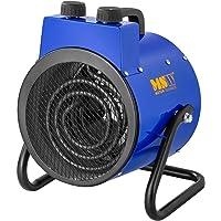 MSW Generador De Aire Caliente Eléctrico MSW-TTEH-2000 (2.000 W, Rango de…
