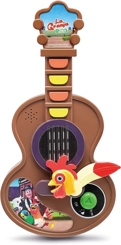 La Granja de Zenón - Instrumento musical Guitarra del Gallo Bartolito