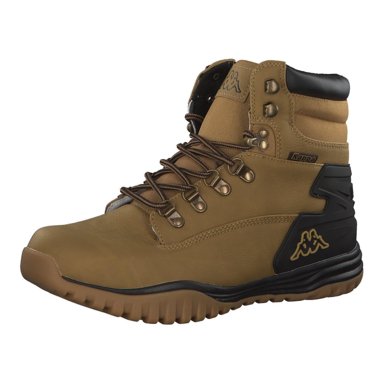 różne kolory konkurencyjna cena ekskluzywny asortyment Kappa Farum Mid Men's Winter Boots Beige 242155/4111, Size ...