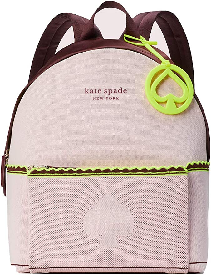 Kate Spade New York Sport Knit City Pack Large Backpack (Tutu Pink ...