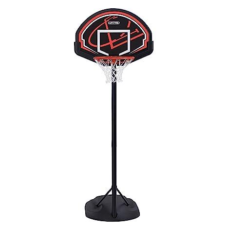 Lifetime 90022 Canasta Portátil de Baloncesto, Basketballanlage ...