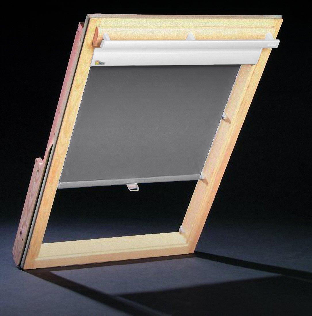 Dachfenster Thermo Rollos für Velux Fenster - Deutsches Markenprodukt - Sonnenschutz VL VU VKU Y65 Y67