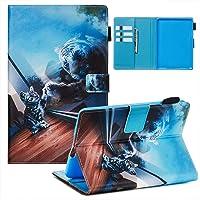 Amazon Kindle Paperwhite 1 2 3 4 etui, SATURCASE piękny wzór PU skóra klapka magnes portfel stojak przegródki na karty…