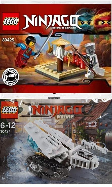 Amazon.com: LEGO Ninjago Battle Pack -30427, Hielo tanque ...