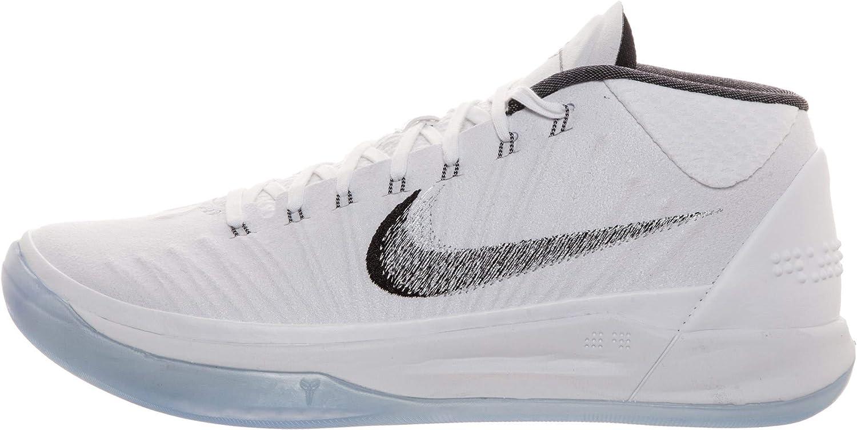 Nike Herren Kobe Ad Fitnessschuhe Black Black Gum Light Brown