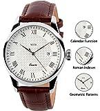 Mens Analog Quartz Wrist Watch - Classic Casual...