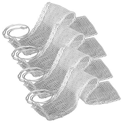 LS Kitchen - Malla de Cocción - Bolsa para Legumbres - 2 Kg - Nylon - Set de 4