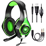 BlueFire Professional 3.5mm PS4 Gaming Headset...