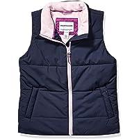 Amazon Essentials Chaleco de peso pesado. chaleco de plumón para Niñas