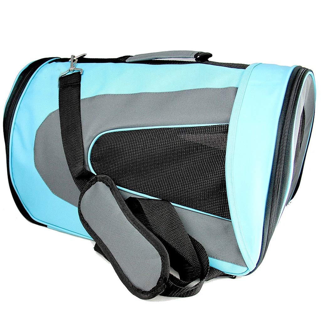 M Cat Bag Space pet Cabin Out Portable cat Dog Travel Bag with Portable cat cage cat Box Backpack (Size   M)