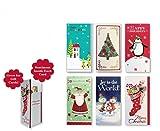 Assorted Embellished Gift Card, and Money Holder