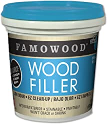 FamoWood 40022126 Latex Wood Filler