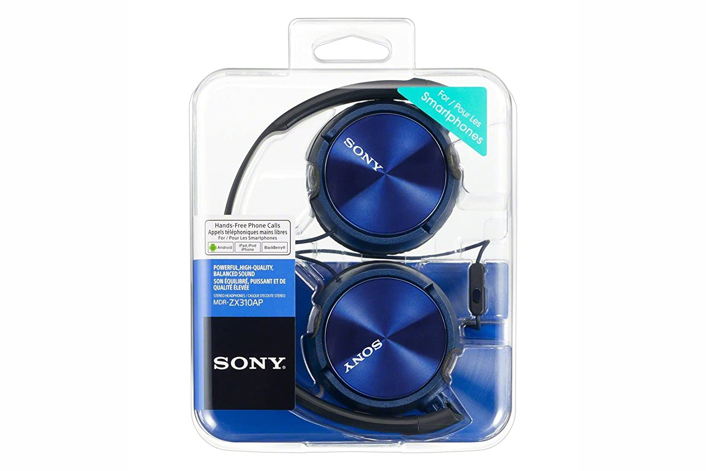 Sony Mdr Zx310ap Kopfhrer Elektronik Jgos17 Headphones Zx110 Ap Black