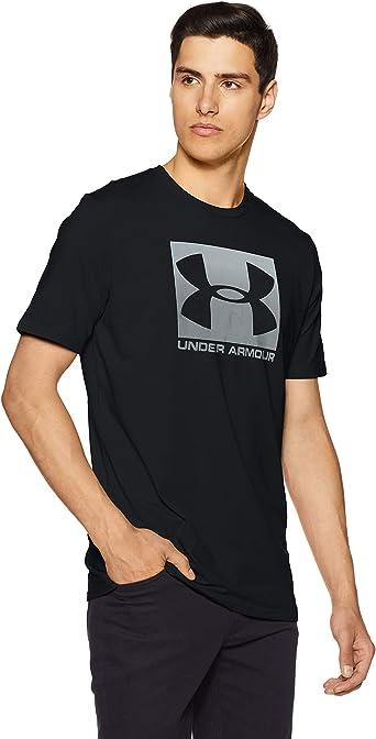 Under Armour UA caja del hombres Sportstyle camiseta de manga corta