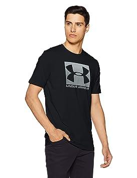 Under Armour UA Caja del Hombres Sportstyle Camiseta de Manga Corta   Amazon.es  Deportes y aire libre 76b39f94bfe