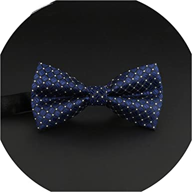 Bow Tie For Men Skull Pattern Cool Party Business Suit Neck Accessory Decoration