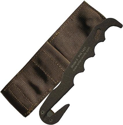 USMC Ontario 1431 Model 4 CB Strap Cutter Rescue Tool Coyote NEW