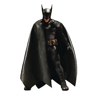 Mezco Toys One:12 Collective: DC Ascending Knight Batman Action Figure: Toys & Games