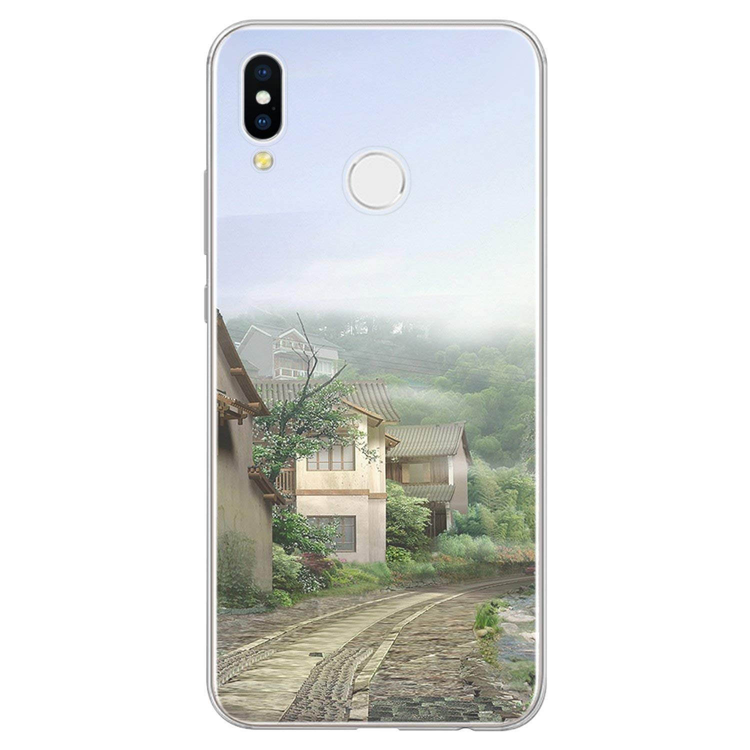 Amazon.com: Natural Scenery for Huawei P8 P9 P10 P20 P30 Pro ...