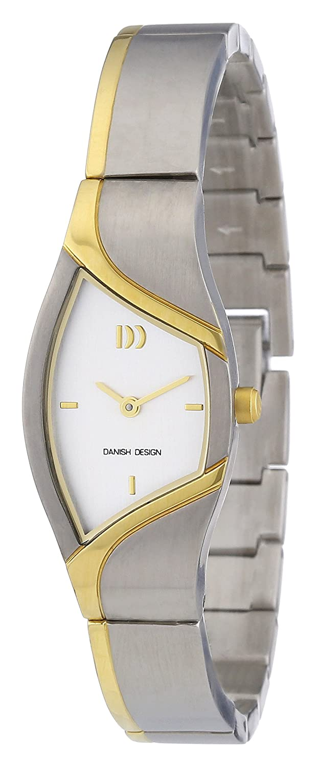 Danish Design Damen-Armbanduhr XS Analog Quarz Titan 3326537
