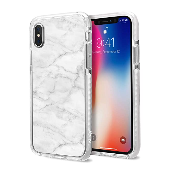 Giveaway iphone xs case marble gold