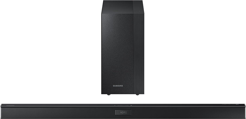 Samsung HW-J450 - HW-J450/ZF 2.1 Barra de sonido 300 W: Amazon.es: Electrónica