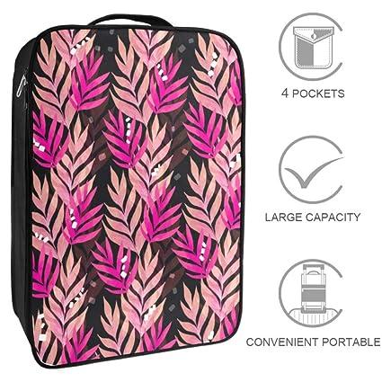 Bolsas de Viaje para Zapatos de Acuarela con diseño Floral ...