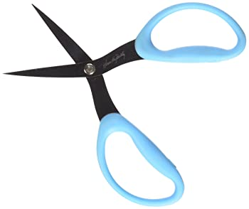 Karen Kay Buckley 6-Inch Perfect Scissors Blue