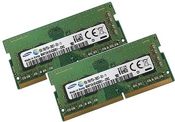 DDR4 PC4-2400T SODIMM Samsung 16GB 2x8