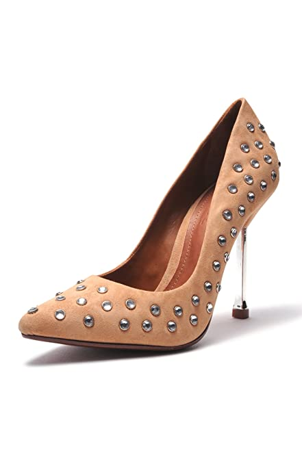 Schutz Studded Pointed-Toe Pumps outlet good selling cheap sale very cheap free shipping cost cheap sale outlet cheap real eastbay BxPaH5MX