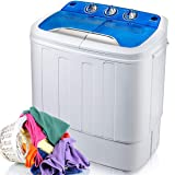 Merax Portable Washing Machine Mini Compact Twin