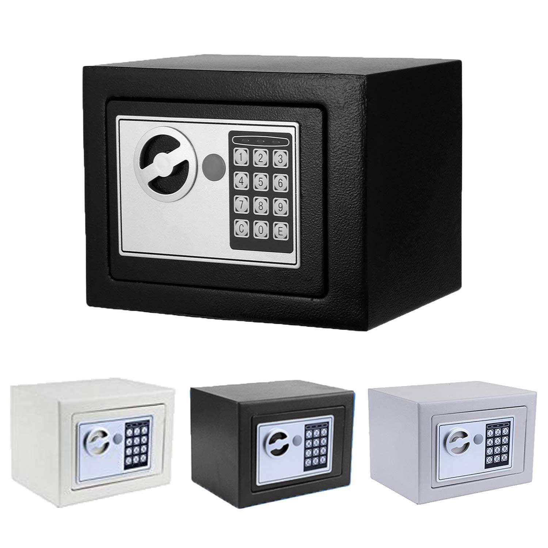 Nakey Digital Electronic Safe Security Box Steel Deposit Safe for ...