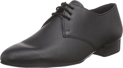 Chaussures de Danse de Salon Homme Diamant Tanzschuhe Herren 095-075-028