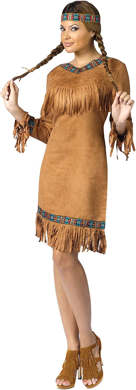 Fun World Women's Native American Costume