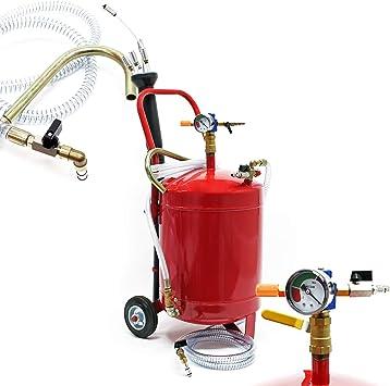 Extractor de aceite neumático extractor de aceite 22,7 litros para ...