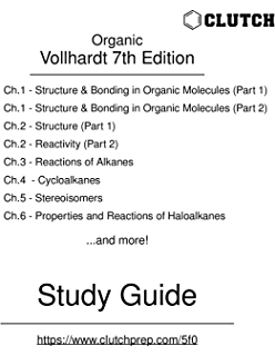 Organic chemistry structure and function 7 k peter c vollhardt study guide for organic chemistry structure and function 7th edition by vollhardt fandeluxe Image collections