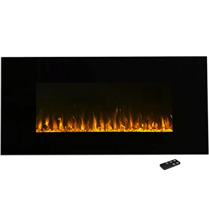 manual electric northwest fireplace