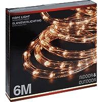 Lichtslang Warm Helder Wit (6 meter)